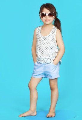 Pastel shorts, #summer