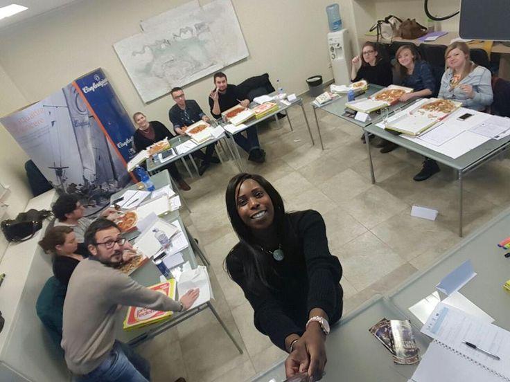 YT2M 18-29/1/2016. Confartigianato forma 10 giovani artigiani britannici con Erasmus Plus