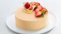 Торт Клубника-базилик-ваниль. Пошаговый рецепт с фото на Gastronom.ru