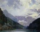 Edward Henry Potthast,  Lake Louise