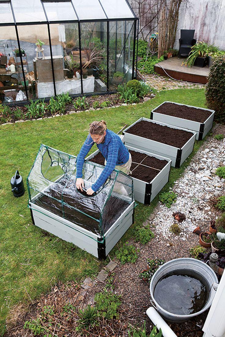 Genbrug og tomater, bier og højbede og skønne haver, du bare må se - Drivhusklubben.dk