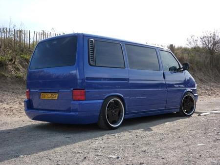 VW T4 - Kerbside Kustoms