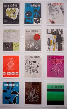 Arts And Architecture Magazines LACMA California Design Living In A Modern Way