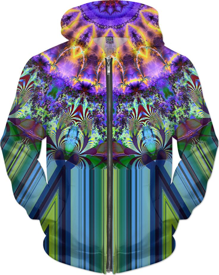 Inner Radiance Zoomed Hoodie by Terrella available at https://www.rageon.com/products/inner-radiance-zoomed?aff=BSDc on RageOn!