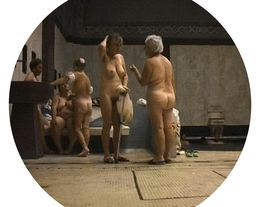 katarzyna kozyra the woman's bathhouse bathhouse in budapest where he filmed women