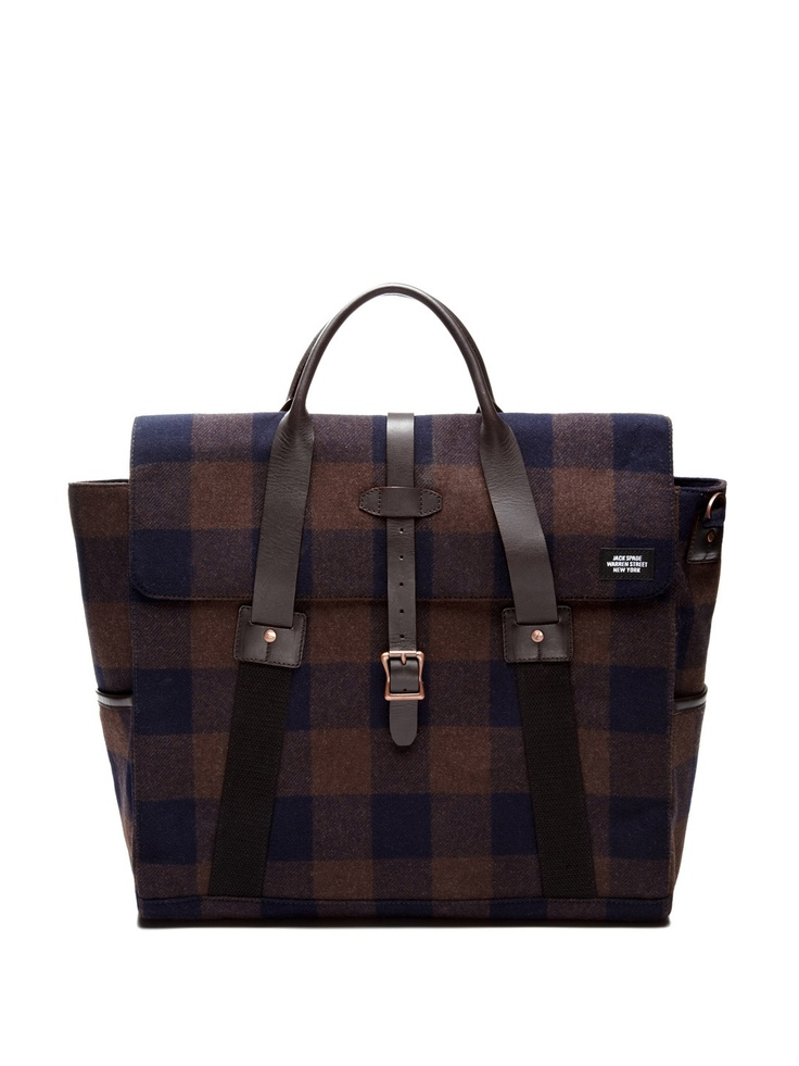 JACK SPADE #bag Would be perfect in slightly different colours.