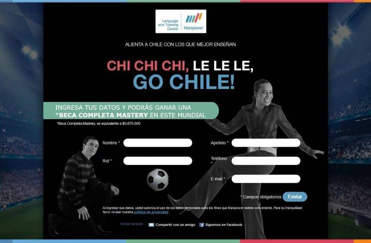 Concurso Manpower – Gana una beca para un  curso de Inglés Mastery   Konkurs Chile Concursos