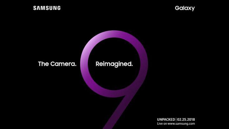 Samsung'un Amiral Gemisi Galaxy S9 'un tanıtım günü belli oldu #galaxys9 #s9 #s9plus