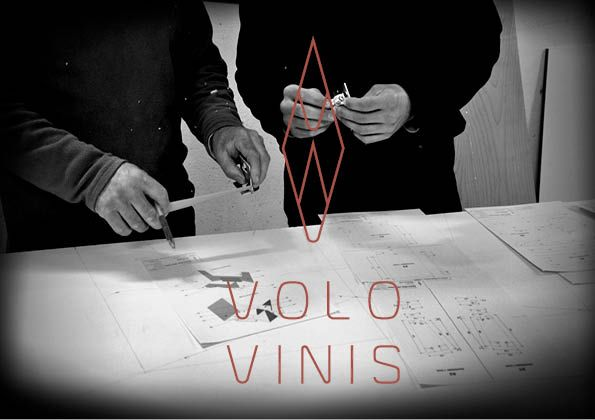 VOLO VINIS Our mission is to take care ok wine's image: Graphic, Product and Interior Design. Our passion is Wine Design!