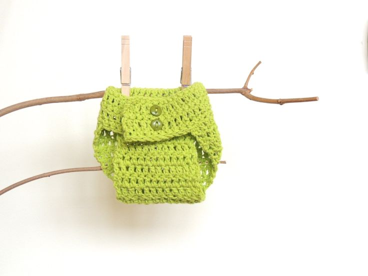 Crochet Diaper Cover, Baby Shower, New Baby Gift, Green Diaper Cover, Baby Girl, Baby Boy, Newborn, Adjustable, Photo Prop, Under 15 by amezarcreations on Etsy