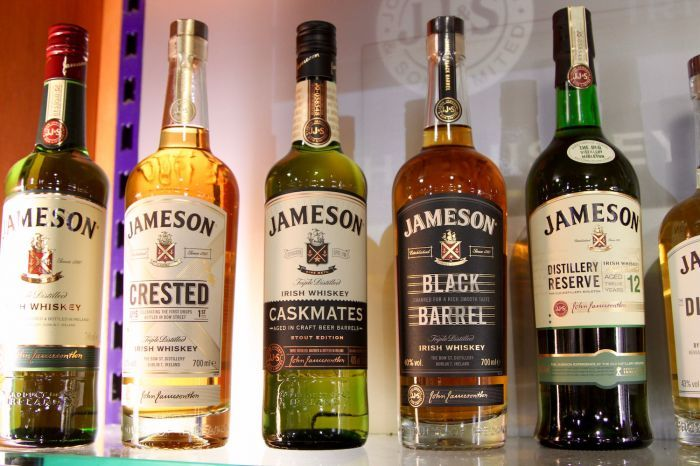 A Tour of Ireland's Two Most Beautiful Distilleries with Iconic Jameson Irish Whiskey | Jameson Expressions