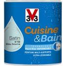 Peinture Multi-supports Monocouche - Cuisine & Bain - Satin