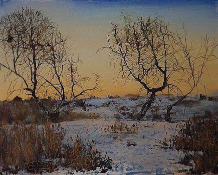 Sunset by Danil Shurykin