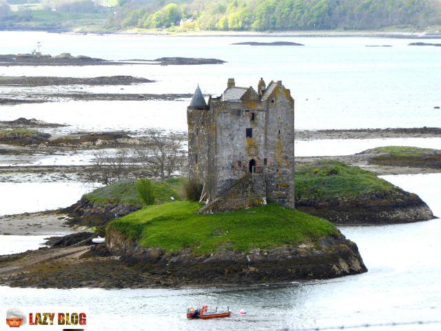 Lazy Blog: Guía completa para viajar a Escocia (V) Fort William, Glencoe, Inverawe, Isla de Mull, y cambio de planes