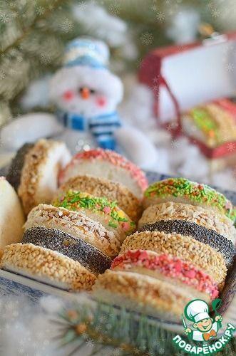 """Печенье """"Альфахорес"""" - кулинарный рецепт"""