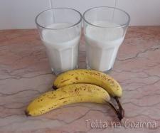 Receita batido de banana e aveia por analuisateles - Categoria da receita Bebidas
