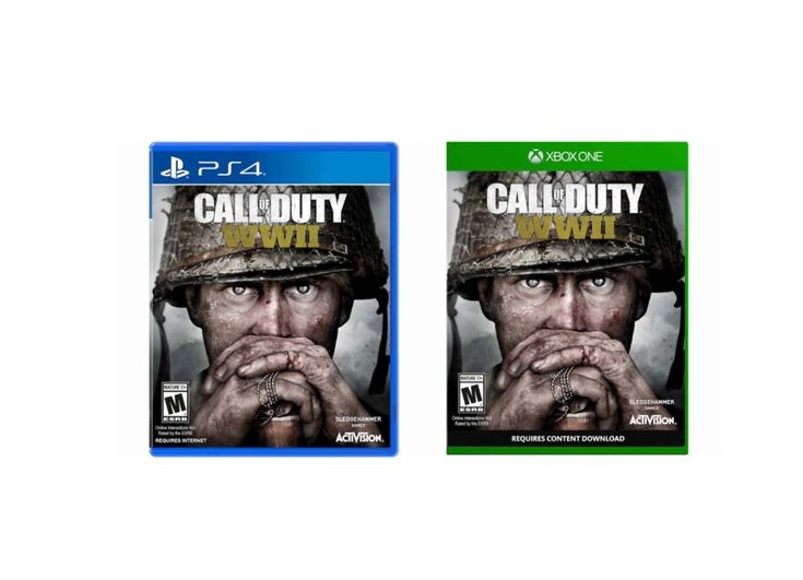 PlayStation 4 & Xbox One Call of Duty: WWII for $29.99 at Best Buy