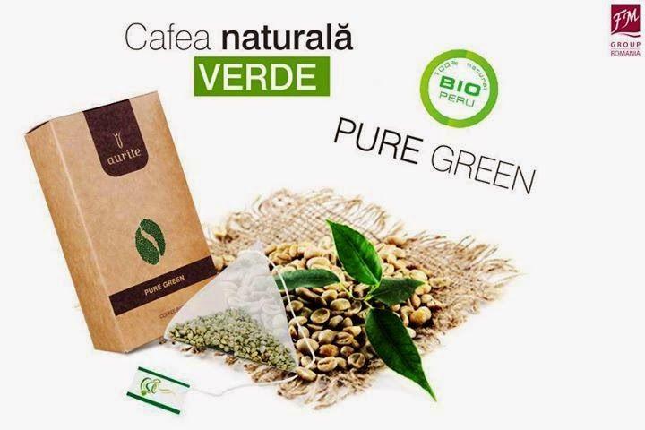 Afacerea FM Group: Cafea naturala - Pure Green