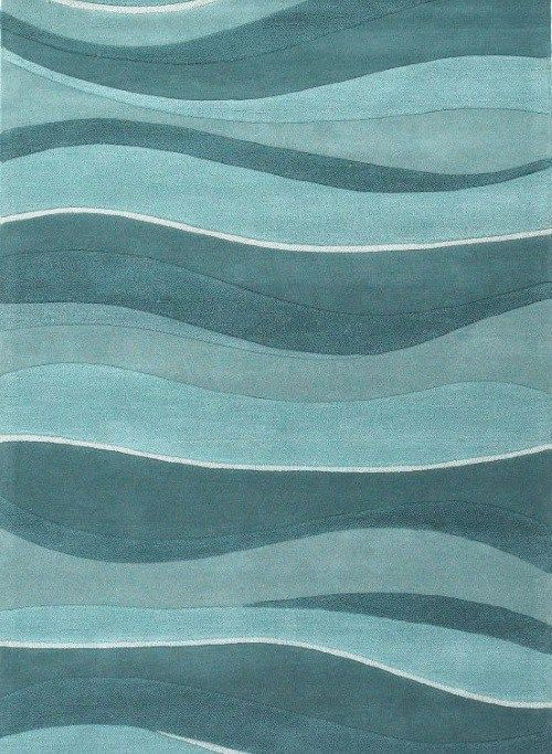 Soothing Wave Rugs Beach
