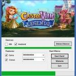 Download free online Game Hack Cheats Tool Facebook Or Mobile Games key or generator for programs all for free download just get on the Mirror links,CastleVille Legends Hack This is the CastleVille Legends Hack, astuces, outil, entraîneur 100% travailler sur Android et iOS. This hack give you free ...