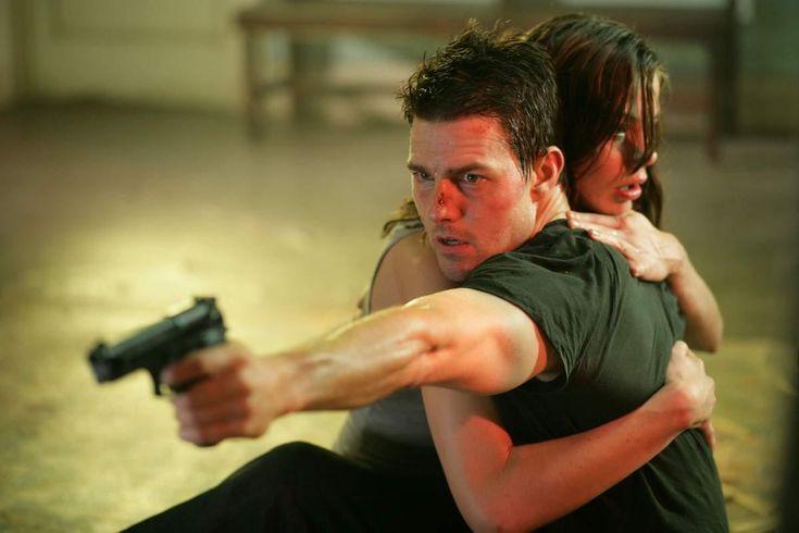 Remplacer les armes à feu par des pouces levés dans des images de films...