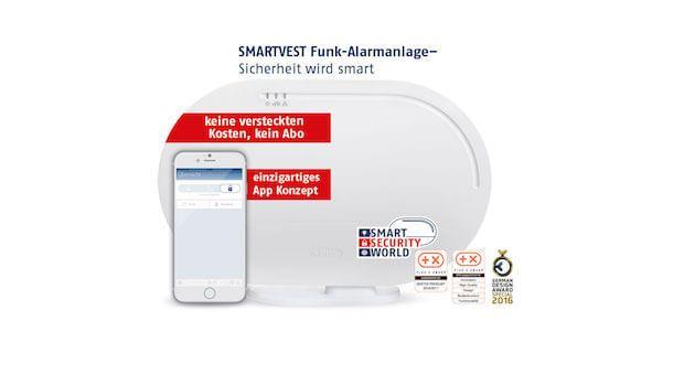ABUS Smartvest | Wie sicher ist die neue Funk-Alarmanlage?  Mit der ABUS Smartvest ist eine Funk-Alarmanlage auf den Markt, welches die Aspekte der Sicherheit ohne aufwendige Installation gewährleisten soll.  #smarthome #tech #technews #smarttech #alarmanlage #abus #sicherheit #connected #gadgets #hausautomation