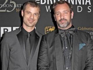 Matt Stone and Trey Parker Big round of applause please for being comedic geniuses.