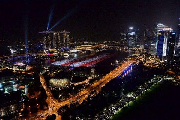 Formule 1 à Singapour : les qualifications en live streaming