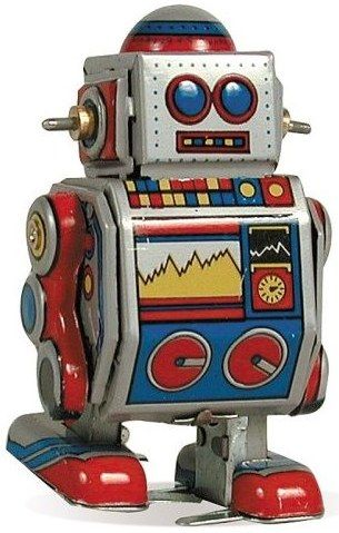 Azimuth Mr. Roboto Watch Available On James List