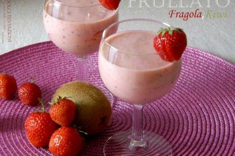 Frullato – Fragola,Kiwi
