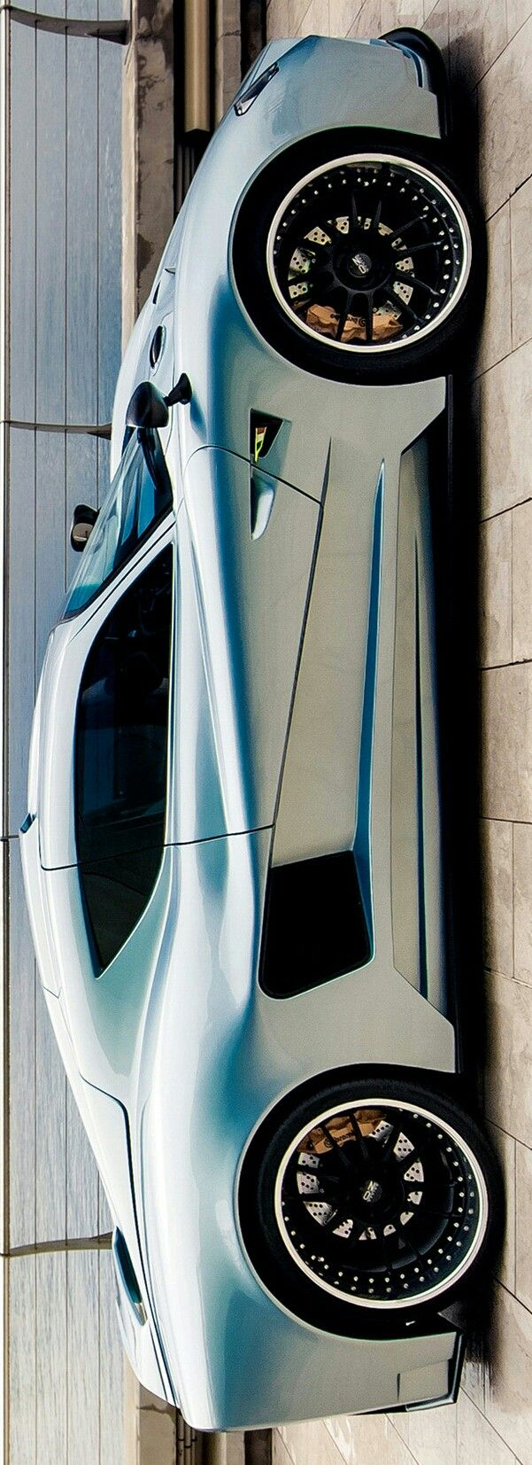 MAZZANTI EVANTRA V8 by Levon