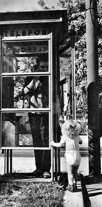 Telefonul public cu fise