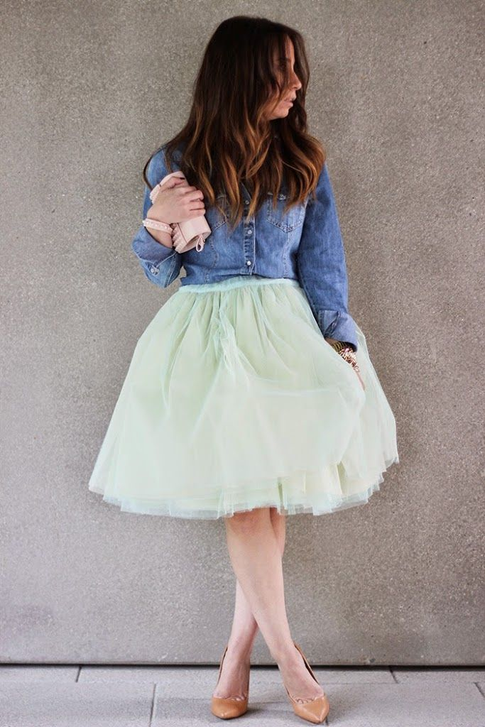 Hoy me pongo mi falda de tul el armario de silvia con - El armario de silvia ...