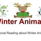 Winter Animals gives information about penguins, polar bears, and reindeer that can be used as a presentation on the Smartboard or as printable han...