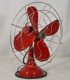 1920u0027s Robbins And Myers Table Fan Http://www.1stdibs.com/
