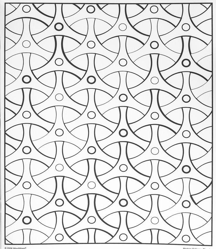 Pin on hexagons and geometrics