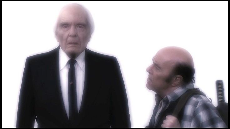 The fifth Phantasm film, Phantasm: Ravager, just screened at Fantastic Fest—but for all the cult fans who couldn't be in Texas, we've got an exclusive behind-the-scenes look at the much-anticipated final chapter in Don Coscarelli's horror saga.