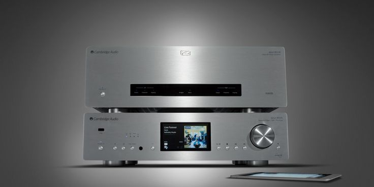 Azur 851N - Flagship network player | Cambridge Audio