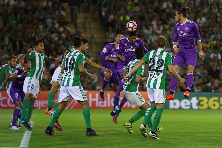 El Betis le quita las penas a Isco y al Madrid