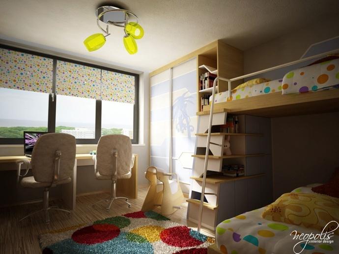 60 Original Children S Bedroom Design Showcasing Vibrant Colors