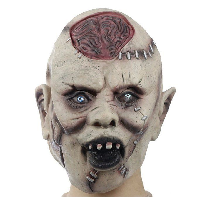 Halloween Skull Face Mask in Silicone //Price: $11.91 & FREE Shipping //     #Funnygifts