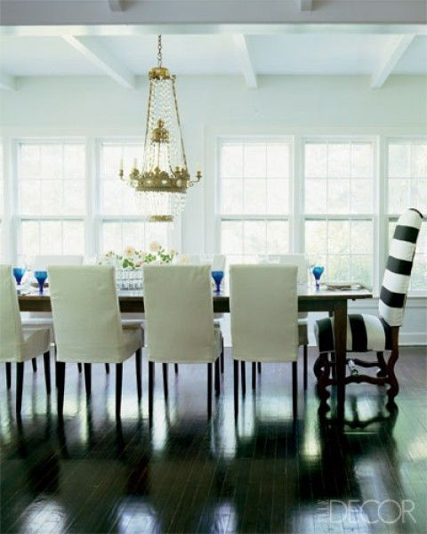 5 Tips For Using Stripes In Your Home. Striped ChairStriped RoomBlack ...