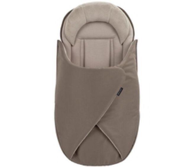 Baby cocoon de bébé comfort couleur walnut, 15€ sur #Shopus !
