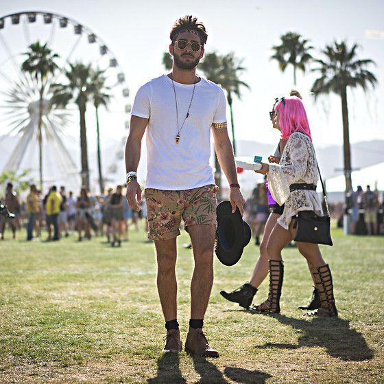 Raphael Spezzotto -  - Coachella chella