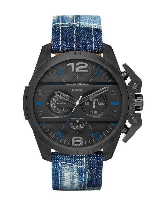 DIESEL DZ4397 Ironside Blue Cowboy Men's Chronograph
