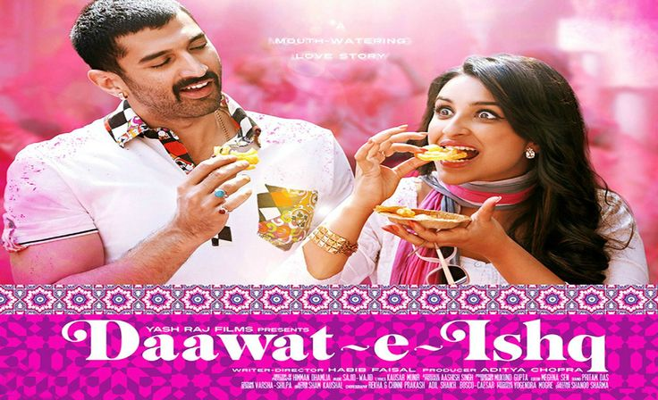 "Watch the movie reviews of ""Daawat-e-Ishq""..."