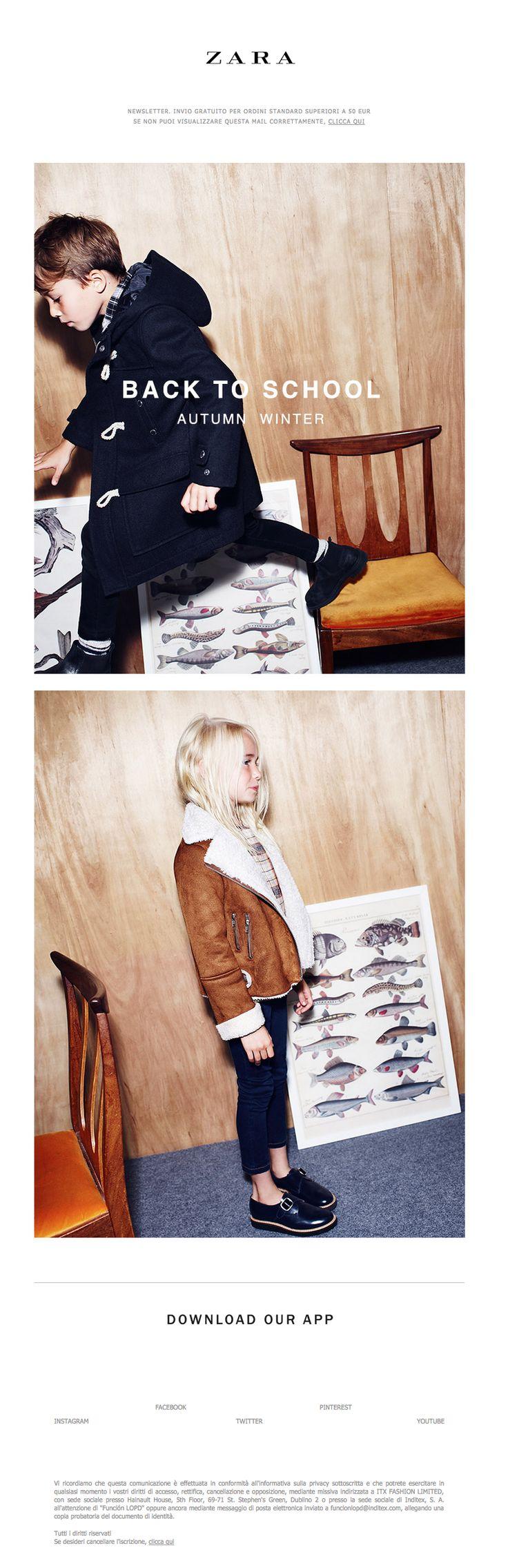 Zara | Back to school