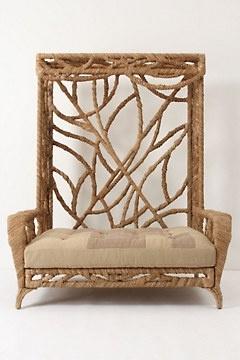 Manzanita bench - Anthropologie $4000: Decor, Manzanita Benches, Entryway Benches, Patio Chairs, Outdoor Chairs, Outdoor Benches, Anthropologie Com, Furniture, Buttons Recipe
