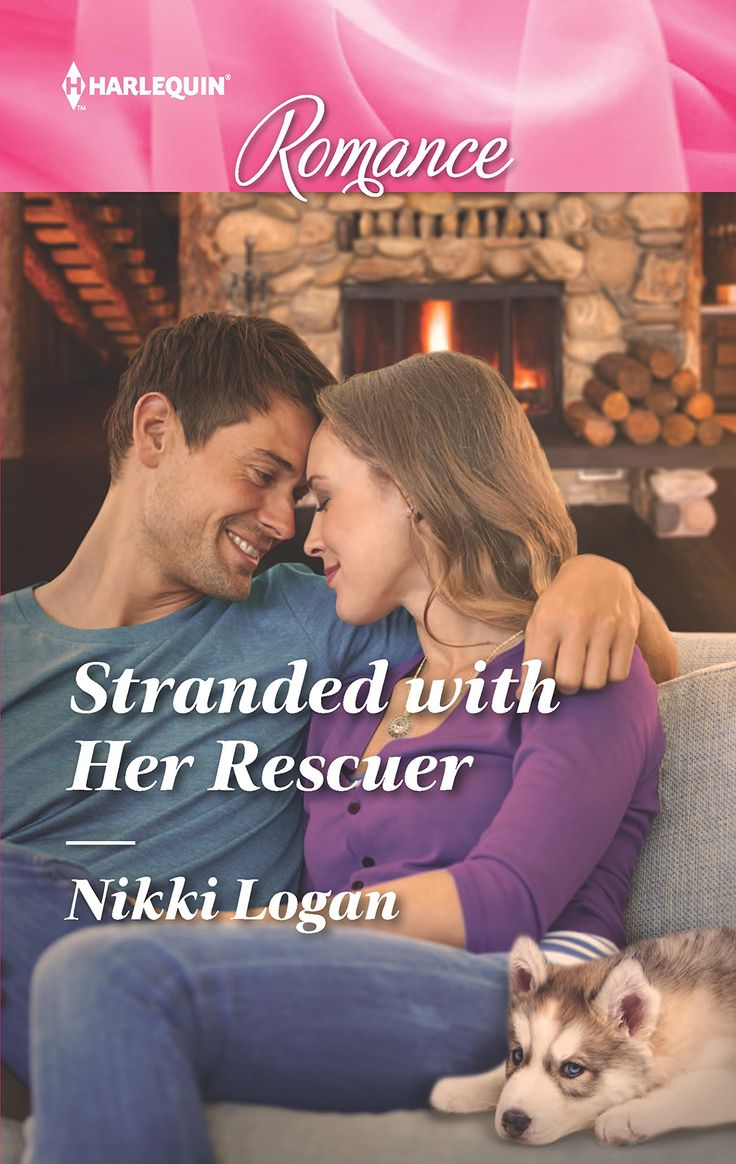 Stranded with Her Rescuer (Harlequin Romance Large Print) by Nikki Logan. His reluctant damsel in distress Adventurer Will Margrave loves working in the Canadian wilderness, with only his huskies for company. After losing his wife, he's determined never to make himself vulnerable again. Until he rescues snowbound Kitty Callaghan, the one woman who always saw past his armor, and can't continue to deny their long-hidden attraction… Kitty's never allowed herself to get close to anyone…