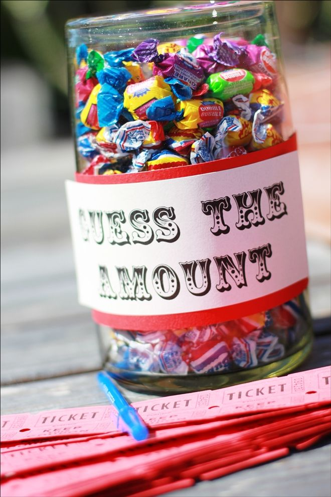 Fun fund-raiser / stall idea =) who doesn't love sweets??